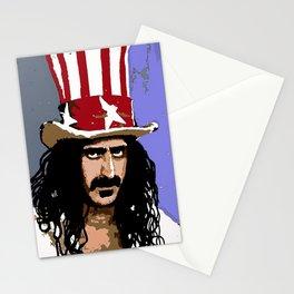 Zappa Stationery Cards