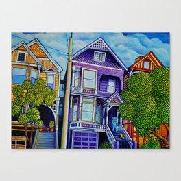 710 Ashbury Canvas Print