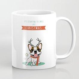 IT'S STARTING TO SMELL LIKE  CHRISTMAS Coffee Mug