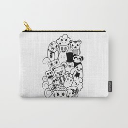 Doodle Kawaii Carry-All Pouch