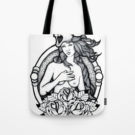 A Passing Glance Tote Bag