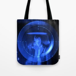 Doctor Who Dalek Self Destruct! Tote Bag