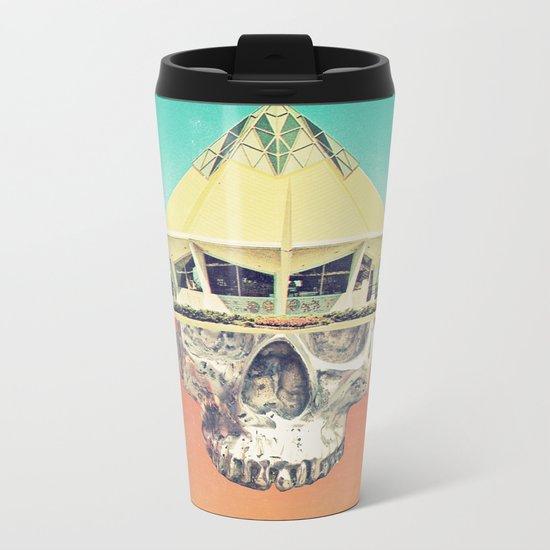 Mental Safari Metal Travel Mug