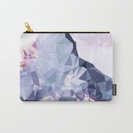 The Crystal Peak Carry-All Pouch