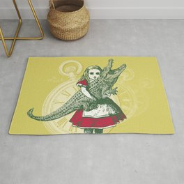 Tangled Tales - Alice in Neverland Rug