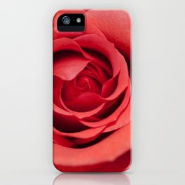 Flower Photography by Meredith Whitman iPhone Case