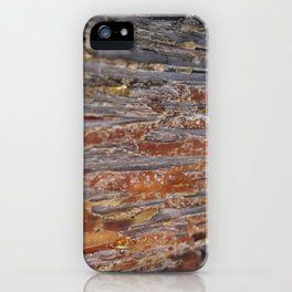 Falling Sap iPhone Case