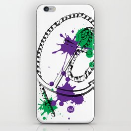 out anchor iPhone Skin