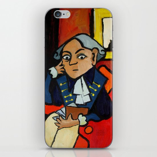 Immanuel Kant iPhone Skin