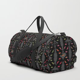 Metamorphosis (Black) Duffle Bag