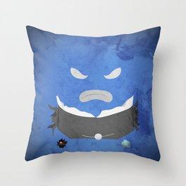 Kan Lee Throw Pillow