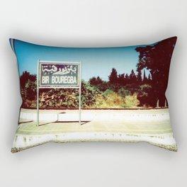 Bir Bouregba Station Rectangular Pillow
