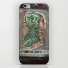 ANDROID LEVEL 4 iPhone & iPod Skin