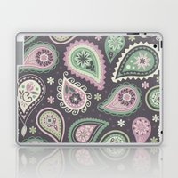 Soft romatic paisleys Laptop & iPad Skin