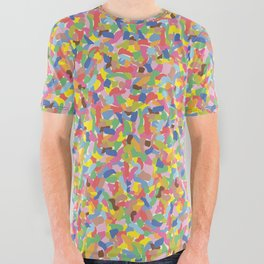Happy Sprinkles All Over Graphic Tee