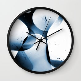 Spacey 2  Wall Clock