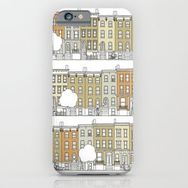 Brooklyn (color) iPhone Case