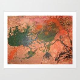 natural 2 Art Print