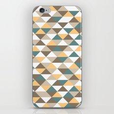 Triangle Pattern #2 iPhone & iPod Skin