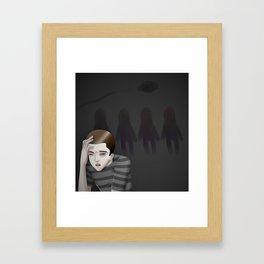 Play Off... Framed Art Print