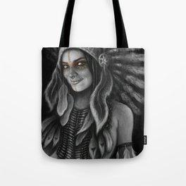 Tribe Girl Tote Bag