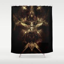 Thanatos: Prelude VII Shower Curtain