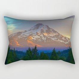 When Adventure Begins Rectangular Pillow