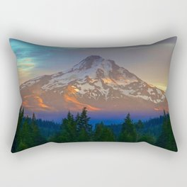 When Adventure Begins Rectangular Pillow