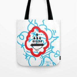 GIOSE X STREETART.COM Tote Bag