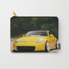 Yellow Fever Z Carry-All Pouch