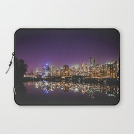 Vancouver Harbour Laptop Sleeve