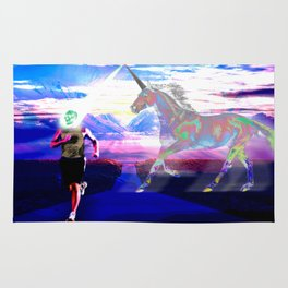 Unicorn Phaser Rug
