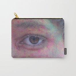Powder Paint Guy Portrait Carry-All Pouch