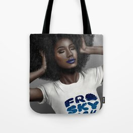 Fro Sky High Tote Bag