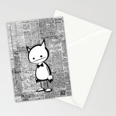 minima - au diable Stationery Cards
