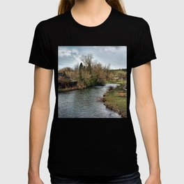 River Wye at Bakewell T-shirt
