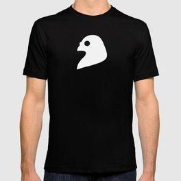 The Pigeon Gazette Logo - Strip BG  T-shirt