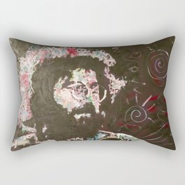Cosmic Charlie Rectangular Pillow