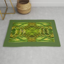 Spirit of the jungle  Rug