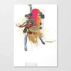 the Above - Minga Canvas Print