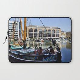 St Katherines Dock London  Laptop Sleeve