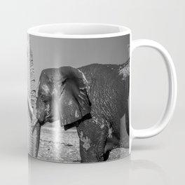 A Special Elephant Moment Coffee Mug