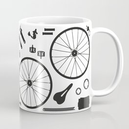 Bike Parts - Hightower Coffee Mug