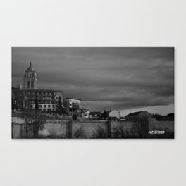 Segovia, España 2014 Canvas Print