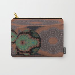 Some Other Mandala 495 3D spin-off Carry-All Pouch