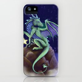 Dragon Star iPhone Case