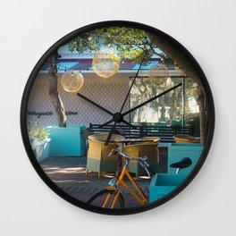 CapeTown Color Wall Clock