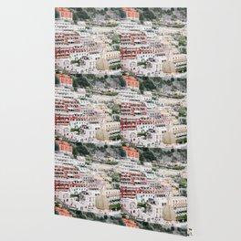 Positano Colors Wallpaper