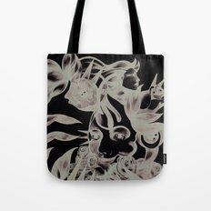 Rosas y espinas Tote Bag