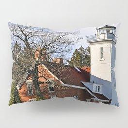 40 Mile Point Lighthouse Pillow Sham